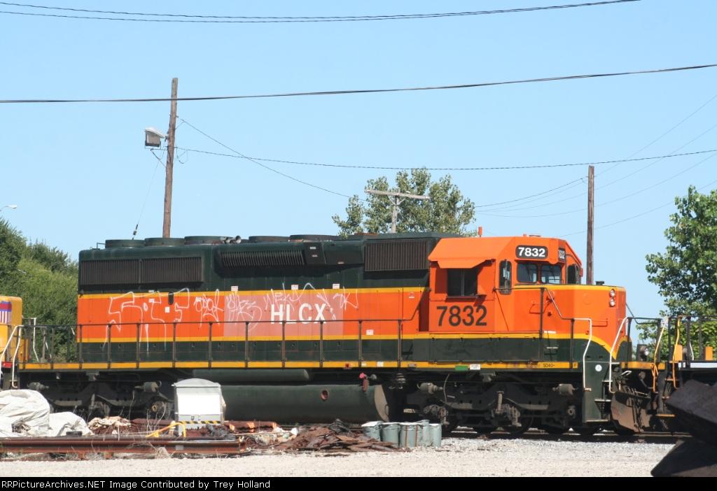HLCX 7832
