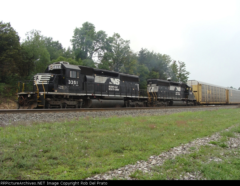 NS 3351 and 3348