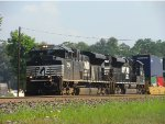 NS SD70M-2s 2759 and 2762