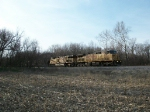 UP 7127 eastbound UP loaded coal train