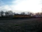 UP 2557 eastbound UP manifest train