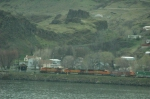 BNSF Seen from Oregon