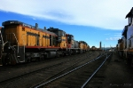 Stored UP Locomotives