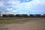 UP Locomotives in UP North Yard