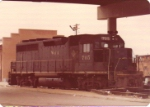 Scenes on the WofA in the 70s--a rare look at the diesel era of the West Point Route at Opelika, AL