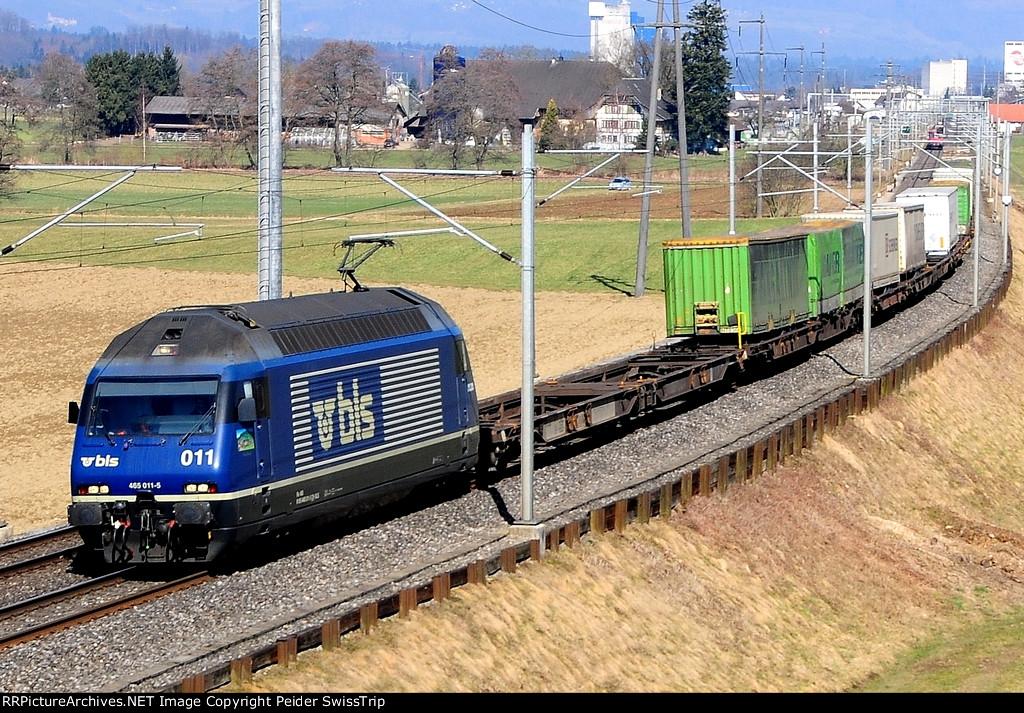 465 011 - BLS AG / Switzerland
