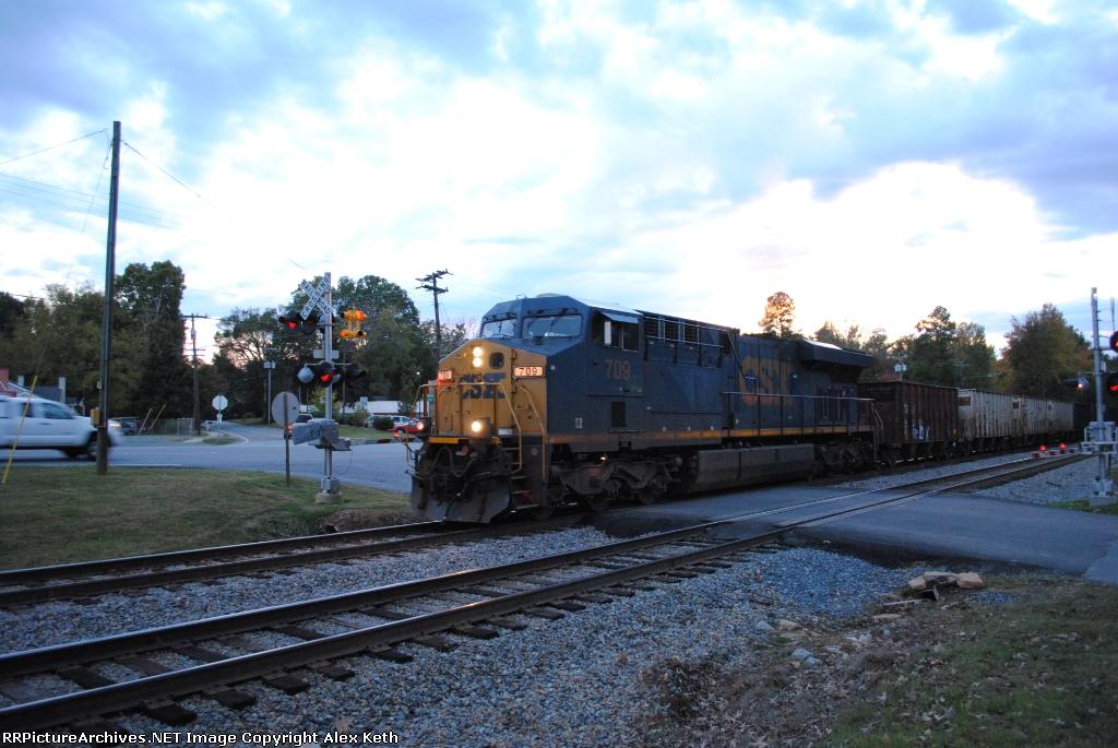 K008 at Waxhaw, NC