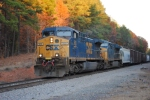CSX #500, The Spirit of Grafton, Leads Q619-18