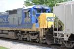CSX #7609 Trails on Q676