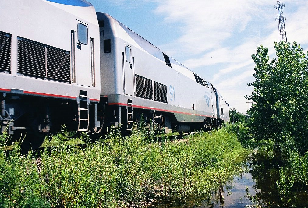 Amtrak 180 train#4 eastbound