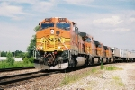 BNSF 4533 westbound at NR Jct