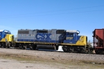 The Second of Two GP38-2 Trailing