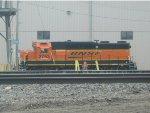 BNSF 2753