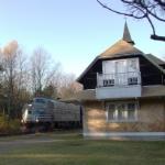 Adirondack Scenic RR #1508