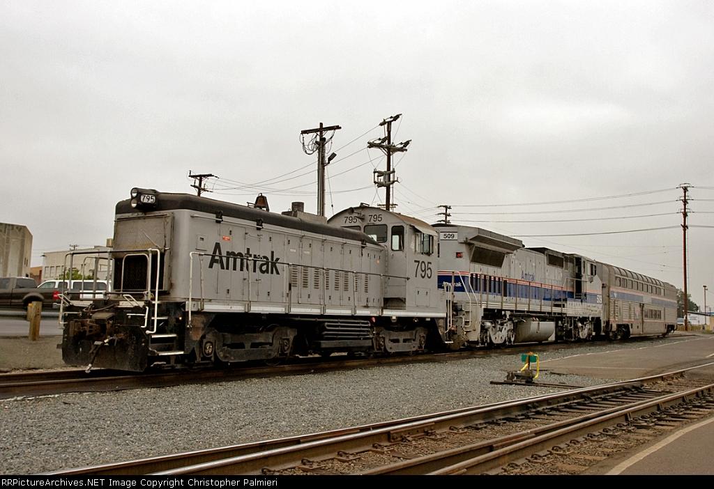 AMTK 795 and AMTK 509