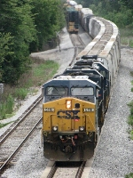 CSX S275 at the South End of Gossom