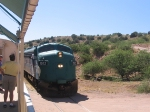 Verde Canyon Excursion Train