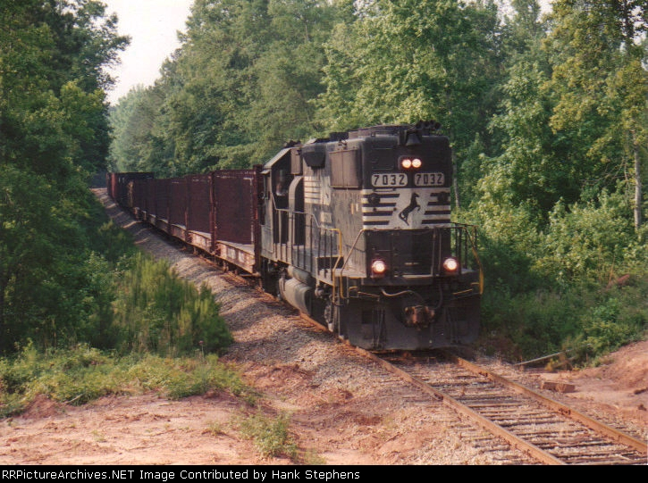Walkabout on the Lafayette Branch in the 90s