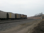 UP 6879 eastbound UP loaded coal train