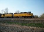 LLPX 2287 eastbound UP manifest train