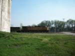 UP 6452 eastbound UP coal train DPU