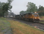 NS 212 In Heavy Rain @ 0803 hrs