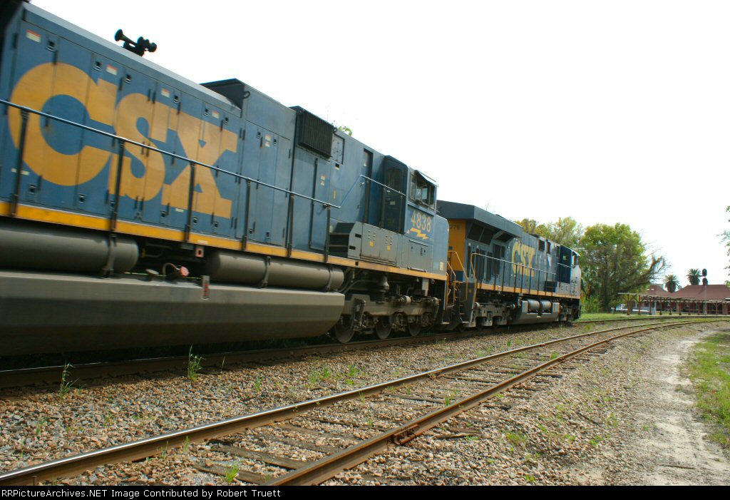 CSX Tropicana Juice Train