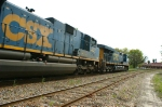 CSX Tropicana Juice Train