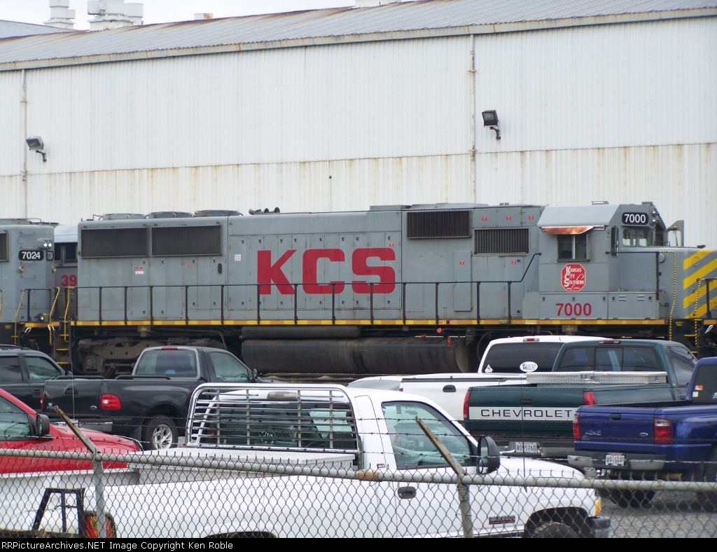 KCS 7000 (ex-NS, nee-CR)