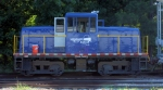 Mississippi Railcars new (to them) 45 ton switcher