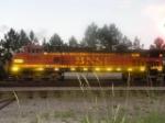BNSF 4599