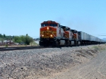 Another BNSF Consist led by C44-9W 5361