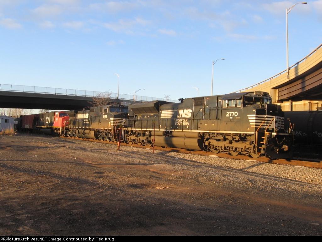 NS 2770, NS 9196 & CN 5687