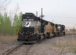 NS 3035, UP 4815 & NS 9422
