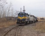 ICE 6445 & CITX 3077