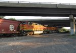 BNSF 7264 & 5326