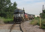 NS 8000, BNSF 635 & KCS 4614