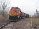 BNSF 6089, BNSF 6318 & NS 9808