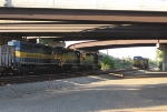 CSX 7325 & 81 with CSX 8112, ICE 6449 & ICE 6429