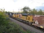 NS 9339 & UP 8461