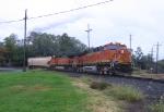 BNSF 7238 & 4492