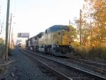 UP 8237, BNSF 664 & NS 2730