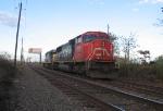 CN 5632 & CSX 8439