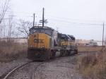 CSX 4502 & ICE 6410