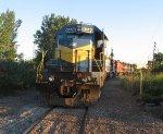 ICE 6449, CITX 3074, DME 6095 & ICE 6452