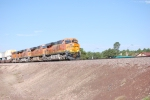 BNSF 7884 with BNSF 7871 as the #3 unit rolls eastbound with a JB Hunt Z-Train.