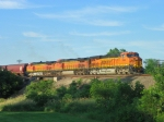 BNSF 7860