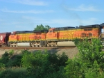 BNSF 4156 BNSF 5455