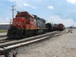 CN 9611 & GTW 4924