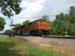 EB BNSF JHMX coal train